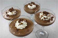 klik på billedet for at komme tilbage Mousse Dessert, Trifle Desserts, Delicious Desserts, Yummy Food, Danish Dessert, Crunches, Sweet Cakes, Cake Cookies, Cupcakes