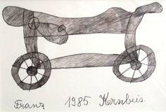 FRANZ KERNBEIS (1935) | FAHRRAD | 1985 l