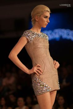Voyage Prive // BOMO 2014 #nudetrend #madeinbolivia #fashionweek #topmodel #runway #catwalk #fhdesigns #followus