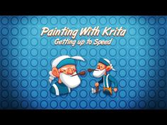 Painting with Krita - Getting Started - YouTube