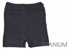 SHORTS MEDIUM-TITANIUM MW-YOOKI