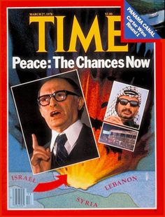 TIME Magazine Cover: Begin and Arafat - Mar. 27, 1978