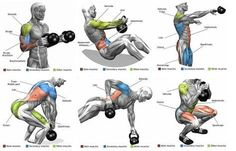 Kettlebell Exercises For Super Strength or Fat Burn & Get Ripped If you want to pack on more muscle and get ripped faster, start using kettlebells. Not only will you generate more power, build more lean muscle, and spike your metabolism, but you'll also improve your balance and stability.  Because of its shape, you