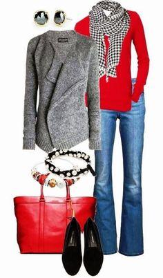 Fashion Ideas for Women Over 40 Winter