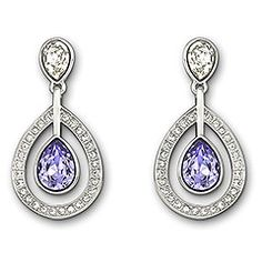 04623b5a7 I just realized these have both of our birthstones- purple amethyst  February and diamond April