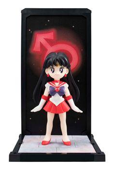 Sailor Moon Tamashii Buddies PVC Statue Sailor Mars 9 cm  Sailor Moon - Hadesflamme - Merchandise - Onlineshop für alles was das (Fan) Herz begehrt!