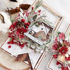 Świąteczne kartki - P13 - Say hello to your creativity
