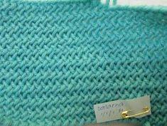 Photo Samples, Other nalbinding stitches - Neulakinnas Nalbinding