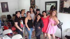 Curso Interno Maquillaje Cherry Girls CR  #costaricapinups #pinupsladies #pinuplife #pinupdoll #pinupgirls #vintagegirlpassion #pinupmakeup #pinupstyle