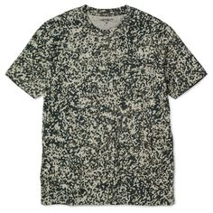 Carhartt WIP S/S Camo Stain Pocket T-Shirt http://shop.carhartt-wip.com:80/gb/men/tshirts/shortsleeve/I018507/ss-camo-stain-pocket-t-shirt