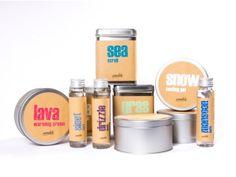 Amble - cosmetics packaging