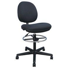 Drafting Chairs - Chairs u0026 Seating - Furniture at Office Depot $155 | drafting chairs | Pinterest | Chairs Furniture and Offices  sc 1 st  Pinterest & Drafting Chairs - Chairs u0026 Seating - Furniture at Office Depot ... islam-shia.org
