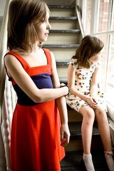 Atelier Assemblé - kinderen zomer 2011