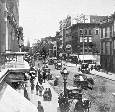 1860 Broadway and 18th Street  more early new york pictures