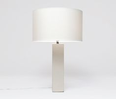 Lamp idea from Made Goods.