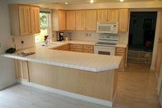 kitchens with peninsulas | small kitchen with peninsula