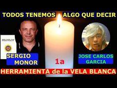 HERRAMIENTA de la VELA BLANCA 2ª con SERGIO MONOR vs JOSE CARLOS GARCIA - YouTube