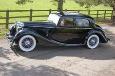 1949 Jaguar MK IV