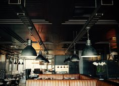 The Grille, Queenstown, NZ. Track Lighting, Houses, Ceiling Lights, Home Decor, Homes, Decoration Home, Room Decor, Outdoor Ceiling Lights, Home Interior Design