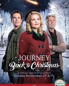 dont miss candacecbure in journey back to christmas tonight on hallmarkchannel 8 - Christmas Shows Tonight