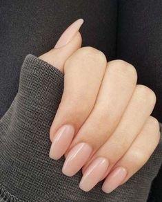 nails natural look manicures ~ nails natural look . nails natural look gel . nails natural look acrylic . nails natural look short . nails natural look manicures . nails natural look with glitter . nails natural look almond . nails natural look simple Bridesmaids Nails, Bridesmaid Nails Acrylic, Neutral Nails, Beige Nails, Blush Nails, Matte Nails, Soft Pink Nails, Pink Gel Nails, Polygel Nails