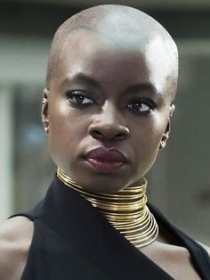 The Beauty Looks in Black Panther Will Go Down in History—Here's Why