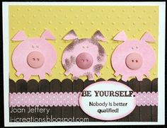 Be Yourself - Be Muddy