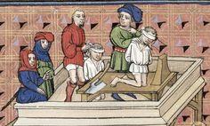 A execução e enterro dos criminosos na Inglaterra medieval adiantada, c. 850-1150 - Medievalists.net