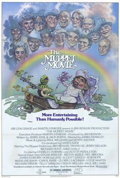 The Muppet Movie.