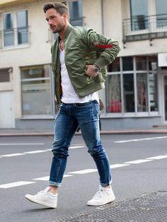Alpha jacke outfit