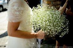 Buque lindo, com essas flores que nunca me lembro o nome...