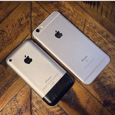 Look at this (r)evolution! Apple is truly changing our lives!  Source: @tech_indonesia