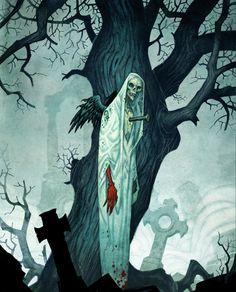 Character Art, Character Design, Red Right Hand, Arte Obscura, Game Concept Art, Horror Art, Creature Design, Skull Art, Dark Art