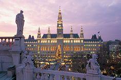 16 ciudades de Europa engalanadas por Navidad