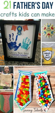 Diy Father's Day Gifts From Toddler, Toddler Fathers Day Gifts, Diy Father's Day Gifts From Daughter, Cheap Fathers Day Gifts, Diy Father's Day Gifts Easy, Diy Father's Day Crafts, Fathers Day Poems, Easy Fathers Day Craft, Diy Gifts For Kids