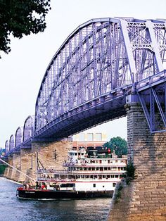 Purple People Bridge - Newport, KY to Cincinnati, OH
