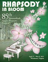Shenendoah Apple Blossom Festival - 1st full weekend in May - love it!