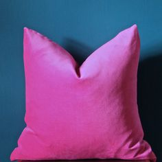 Cheap pillow case velvet, Buy Quality cushion cover directly from China red cushion cover Suppliers: ESSIE HOME Luxury Matte Cotton Velvet Hot Pink Rose Red Cushion Cover Pillow Case Lumber Pillow Case Velvet Pink Velvet Pillow, Pink Pillows, Cotton Velvet, Toss Pillows, Red Velvet, Red Cushion Covers, Pink Pillow Covers, Cover Pillow