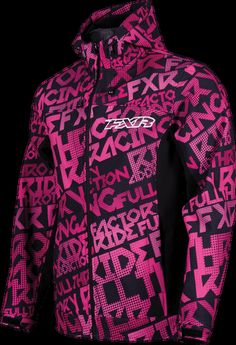 Swift Tri-laminate Hoodie - Motocross Gear, Snowmobile Apparel, Racing Jackets - FXR Racing