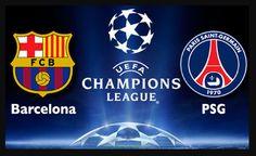 Prediksi Judi Bola Barcelona vs PSG 9 Maret 2017