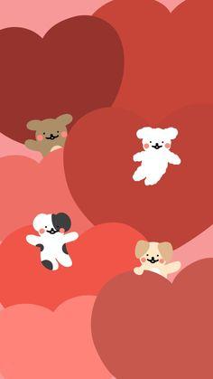 Floral Pattern Wallpaper, Cute Pastel Wallpaper, Cute Patterns Wallpaper, Kawaii Wallpaper, Cute Wallpaper Backgrounds, Wallpaper Iphone Cute, Aesthetic Iphone Wallpaper, Disney Wallpaper, Aztec Wallpaper