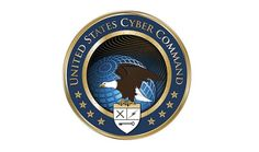 united states cyber command There really is a secret message hidden in this logo, but you have to be a really good code breaker to figure it out! The characters inside the gold ring represent the MD5 hash of the groups mission statement.