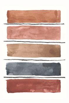 Copper Colour Palette, Colour Pallete, Colour Schemes, Color Combos, Pastel Home Decor, Pastel House, Metal Clock, Aesthetic Template, Color Stories