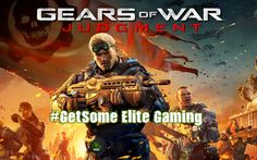 Gears of War: Judgement will be released on March 19 2013! This gripping new story will take you back in time years prior to the previous games focusing on Kilo Squad. Led by their fearless leaders, Damon Baird and Augusts Cole, you'll follow them as they struggle to rescue the city of Halvo Bay which is under siege     #GetSome Elite Gaming, Gears of War, Judgement, Gears of War: Judgment #Legitimate Rape, gamer, gaming, video games, Xbox, Gears, Multiplayer, GOW3, GOW, GSEG, Xbox
