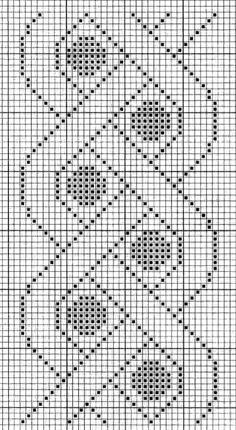 Best 12 New crochet bookmark tutorial charts ideas Filet Crochet Charts, Knitting Charts, Knitting Stitches, Knitting Patterns, Crochet Patterns, Crochet Doily Rug, Crochet Cross, Tapestry Crochet, Crochet Yarn