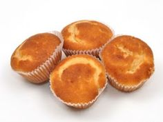 Bolo Bacia: Brazil´s Northeast cupcake!