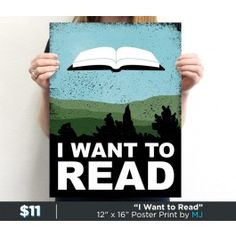 """About this Poster Size: 12""""x16"""" Paper Type: 110# White Cover Paper I believe in the power of books."""