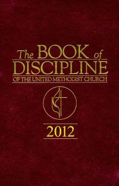 The book of Methodist polity and doctrine.