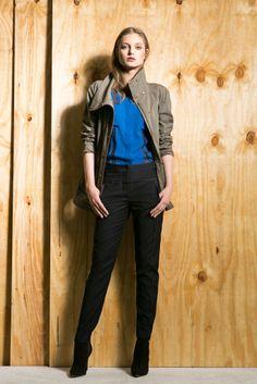 Veronica Beard | Pre-Fall 2014 Collection | Style.com