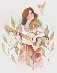 Juliana Rabelo - Ilustrasunday 74